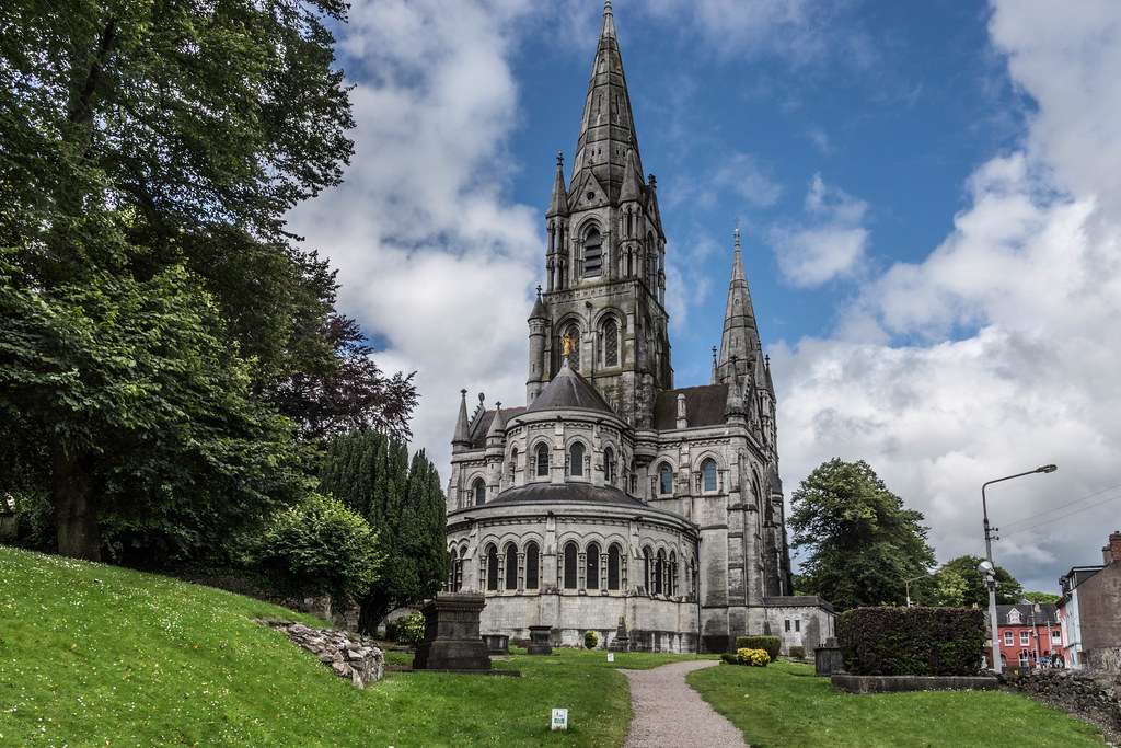 St Fin Barre's Cathedral in Cork, Ireland